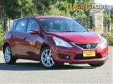 2013 Nissan Pulsar ST-S C12 Hatchback