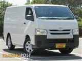 2014 Toyota Hiace LWB TRH201R MY14 Van