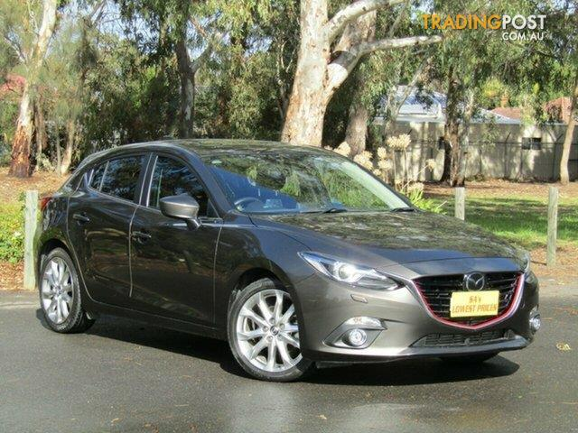 2014 Mazda 3 XD SKYACTIV Drive Astina BM5428 Hatchback