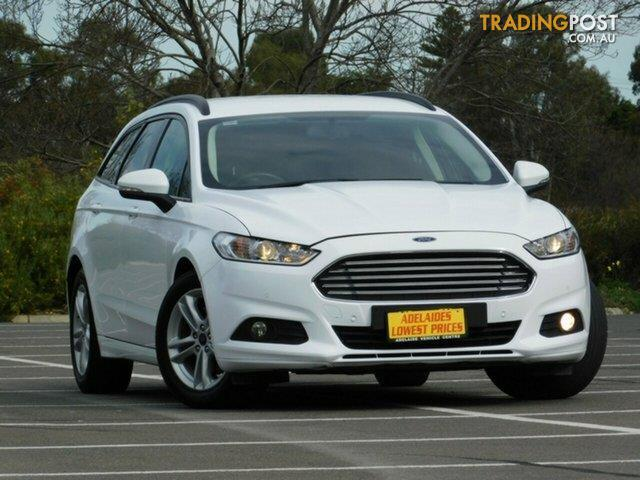 2015 Ford Mondeo Ambiente Selectshift Md Wagon For Sale In Enfield