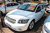 2007  DODGE CALIBRE 2.0 L CRD SXT  WAGON