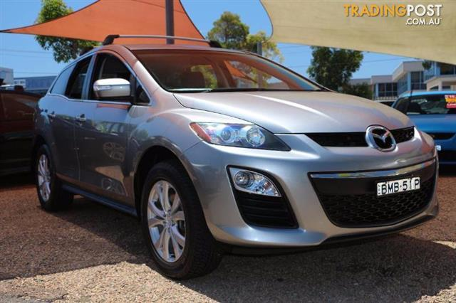 2009 mazda cx 7 mzr cd suv for sale in minchinbury nsw. Black Bedroom Furniture Sets. Home Design Ideas