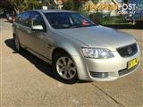 2012 Holden Commodore Omega VE II MY12.5 Sportswagon