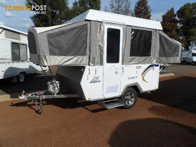 2015 JAYCO SWIFT CAMPER TRAILER