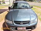 2005 HOLDEN ADVENTRA SX6 VZ 4D WAGON