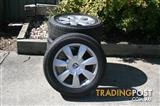 Wheels-Tyres
