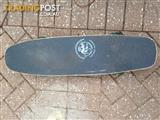 Skateboard sector 9