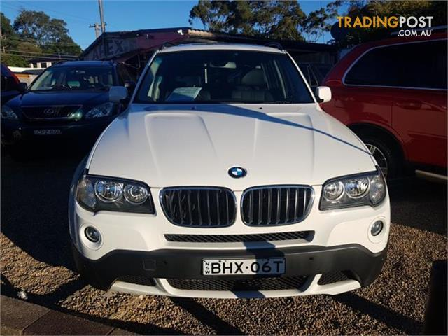 2008 bmw x3 e83 wagon for sale in sylvania nsw 2008 bmw x3 e83 wagon. Black Bedroom Furniture Sets. Home Design Ideas