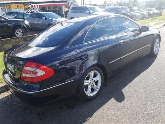 2004 mercedes benz clk320 avantgarde c209 coupe for sale. Black Bedroom Furniture Sets. Home Design Ideas