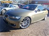 2010  BMW 335i M Sport E92 Coupe