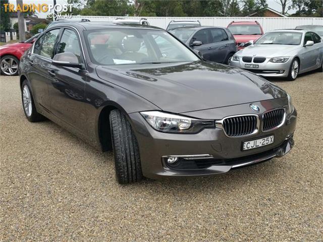 BMW I F Sedan For Sale In Sylvania NSW BMW I - Bmw 320i 2012