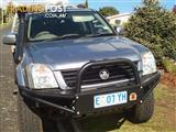 2004 HOLDEN RODEO LX (4x4) RA CREW CAB P/UP