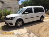 2016 VOLKSWAGEN CADDY MAXI - Wheelchair accessible and only 5000kms!