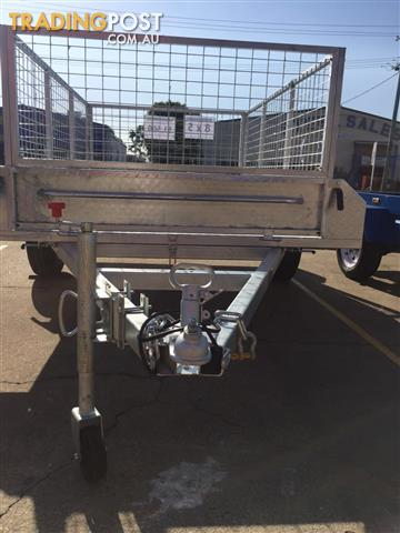 Fully Welded Galvanised Box Trailer 6x4 $1,100 8x5 $1,500 $1,100.00 edit price