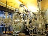 Chandeliers - Hughes Renovators Paradise