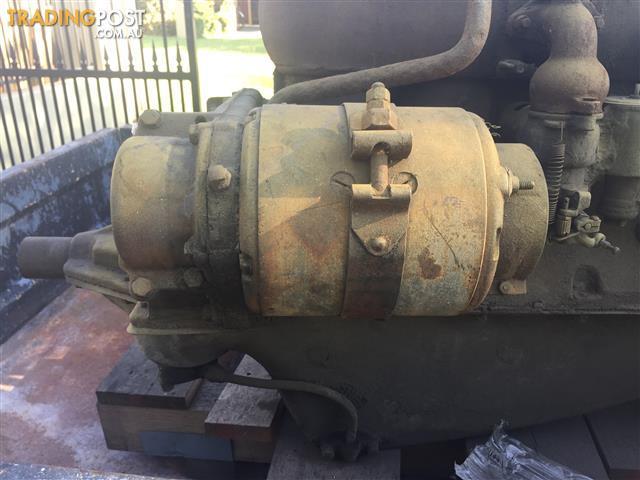 1924-26 DODGE FOUR CYLINDER VINTAGE ENGINE