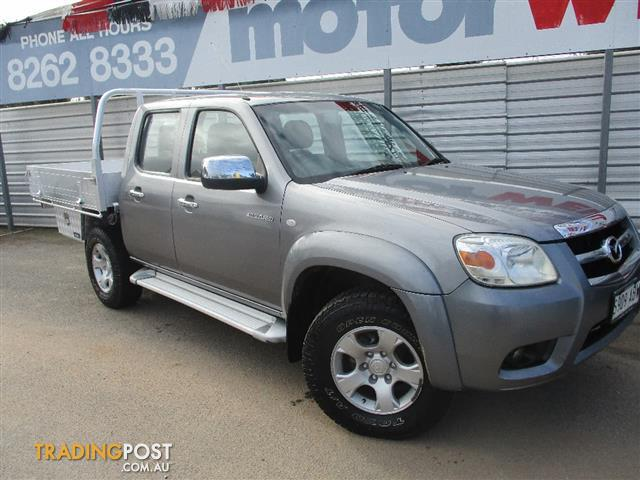 2009 MAZDA BT 50 DX UN CAB CHASSIS for sale in   2009 MAZDA BT 50 DX ...