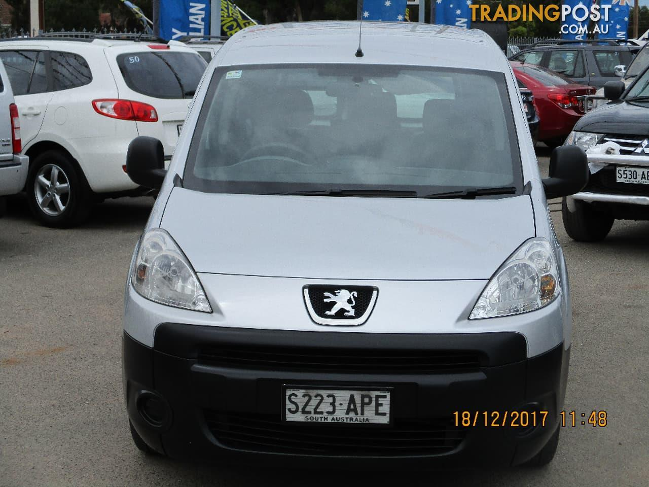 2011 Peugeot Partner L2 B9p Van For Sale In 2011 Peugeot Partner  # Muebles Camper Peugeot Partner