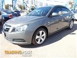 2009 HOLDEN CRUZE CD JG 4D SEDAN