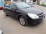 2008 HOLDEN ASTRA CD AH MY08 5D HATCHBACK