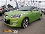 2014 HYUNDAI VELOSTER + FS3 3D COUPE