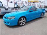 2006 FORD FALCON XR6T BF MKII UTILITY