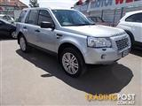 2010 LAND ROVER FREELANDER 2 SE (4x4) LF MY11 4D WAGON