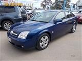 2003 HOLDEN VECTRA CDX ZC 5D HATCHBACK