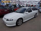2001 HOLDEN COMMODORE S VU UTILITY