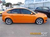 2006 FORD FOCUS XR5 TURBO LS 5D HATCHBACK