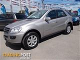 2006 MERCEDES-BENZ ML 350 LUXURY (4x4) W164 4D WAGON