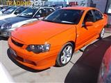 2004 FORD FALCON XR6 BA 4D SEDAN