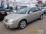 2006 HOLDEN VECTRA CDX ZC MY05 UPGRADE 5D HATCHBACK
