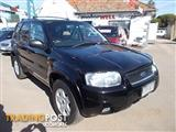 2004 FORD ESCAPE LIMITED ZB 4D WAGON