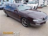 1996 HOLDEN STATESMAN V8 VS 4D SEDAN