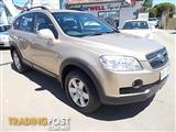 2008 HOLDEN CAPTIVA CX (4x4) CG MY08 4D WAGON