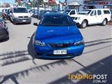 2006 FORD FALCON SR BF 4D SEDAN