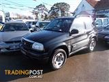 2004 SUZUKI GRAND VITARA SPORTS (4x4) (WIDE) 2D HARDTOP