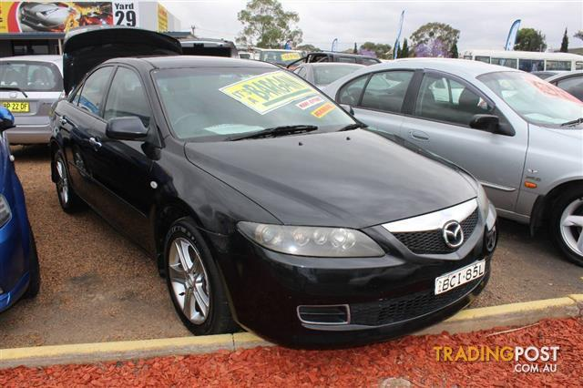 2007 MAZDA MAZDA6 CLASSIC SPORTS GG MY07 5D HATCHBACK for sale in ...