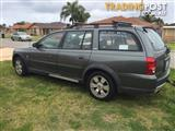 2004 HOLDEN ADVENTRA CX8 VYII 4D WAGON