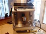 Saeco Idea professional coffee machine with fridge