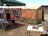 3 room canvas tent 13ftx10ft