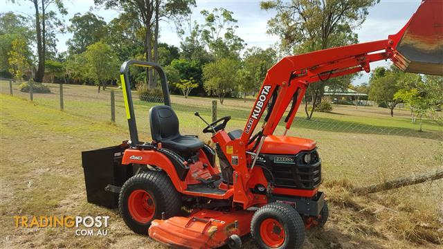 Mitsubishi Tractor Mower Deck : Tractor stick rake field chief for sale in nerang qld