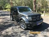 2011  DODGE NITRO SXT KA MY11 WAGON