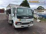PRICE REDUCED!!!  2004 ISUZU MOD NKR200 - BUSINESS OPPORTUNITY POTENTIAL