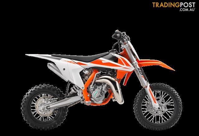 2019 Ktm 65 Sx 65cc My17 Minibike