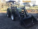 Agrison Tractor 45Hp Diesel 4x4 p