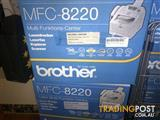 Brother MFC-8220 Business Laser All-in-One Printer