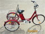 NEW ELECTRIC TRICYCLE BIKE