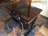 Video arcade table